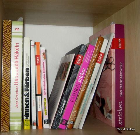 Strickbücher, Tipps, Bibliothek,