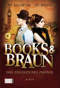 Pip Ballantine Tee Morris Books & Braun Das Zeichen des Phönix