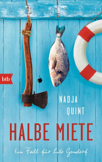 Halbe Miete Nadja Quint Krimi Rügen