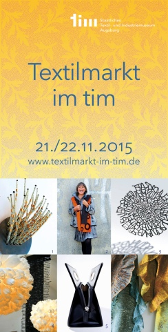 Textilmarkt im tim Augsburg 2015